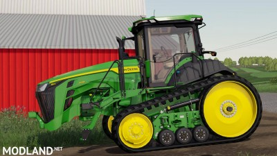 John Deere 7R,8R,8RT,8RX 2020 US-Version v 1.0, 5 photo