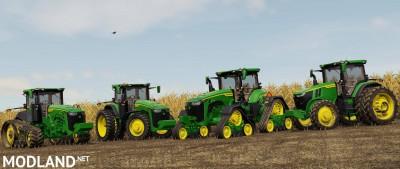John Deere 7R,8R,8RT,8RX 2020 US-Version v 1.0, 1 photo
