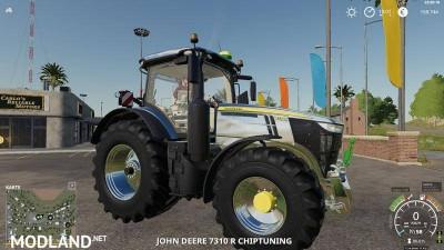 John Deere 7R Chiptuning v 1.2, 1 photo