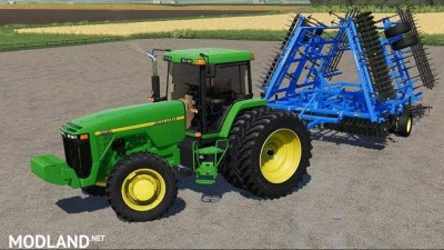 John Deere 8000 Series US v 1.0, 1 photo