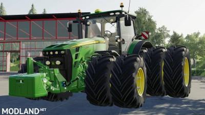 John Deere 8R 2009 v 1.0, 4 photo