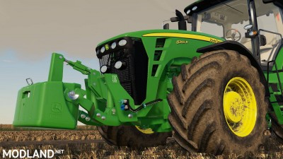 John Deere 8R 2009 v 1.0 - Direct Download image