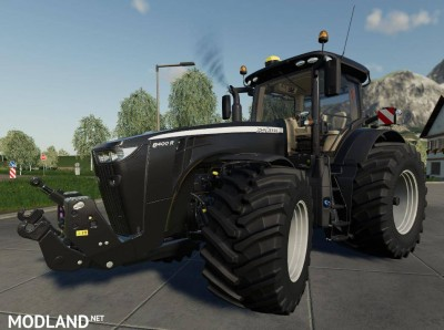 John Deere 8R Serie FSM-Edition v 1.0, 1 photo