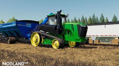 John Deere 9RT Series Tractors (US & EU) v 1.0, 2 photo