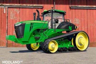 John Deere 9RT Series Tractors (US & EU) v 1.0, 4 photo