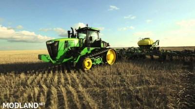 John Deere 9RT Series Tractors (US & EU) v 1.0, 1 photo