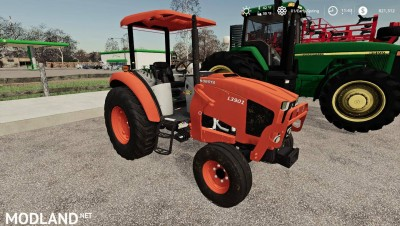 Kubota Compact Tractor Pack v 1.0, 2 photo