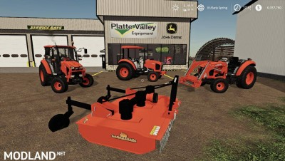 Kubota Compact Tractor Pack v 1.0 - Direct Download image