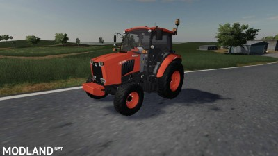 Kubota L6060 Fixed Texture v 1.0, 2 photo