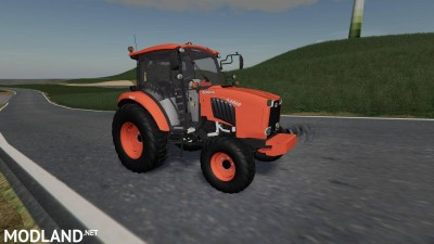 Kubota L6060 Fixed Texture v 1.0, 3 photo