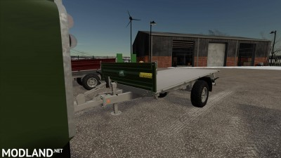 Land Rover Trailer v 1.0, 2 photo