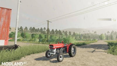 Massey Ferguson 135 WIP v 1.0, 3 photo