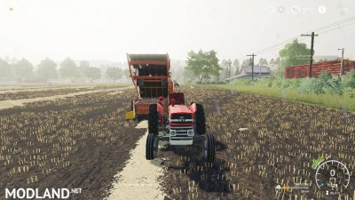 Massey Ferguson 135 WIP v 1.0, 4 photo