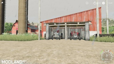 Massey Ferguson 135 WIP v 1.0, 1 photo