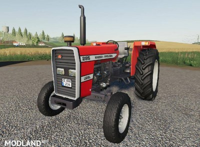 Massey Ferguson 285S v 1.2, 2 photo