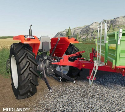 Massey Ferguson 285S v 1.2, 3 photo