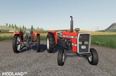 Massey Ferguson 285S v 1.2, 1 photo