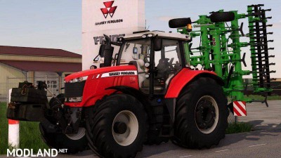 MASSEY FERGUSON 7700 v 2.0, 3 photo