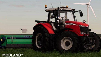 MASSEY FERGUSON 7700 v 2.0, 1 photo