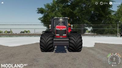 Massey Ferguson 8700 US v 1.0, 5 photo