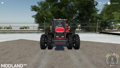 Massey Ferguson 8700 US v 1.0, 6 photo