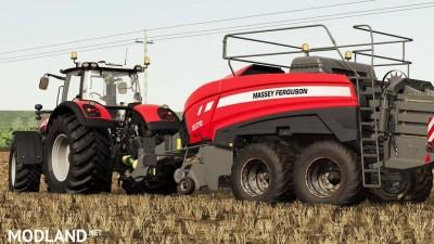 Massey Ferguson 8700S v 1.1, 2 photo