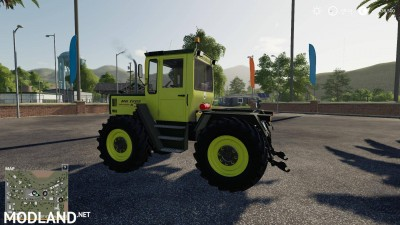 MB Trac 1000 Intercooler v 1.0, 2 photo