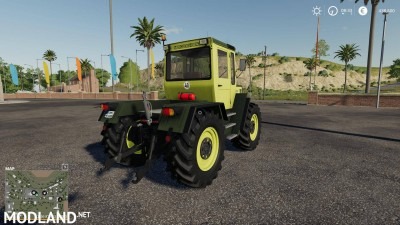MB Trac 1000 Intercooler v 1.0, 3 photo