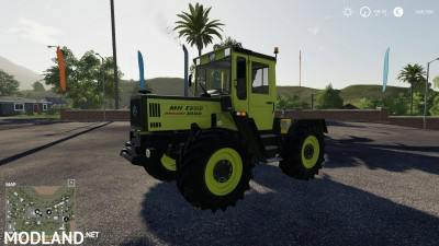 MB Trac 1000 Intercooler v 1.0, 1 photo