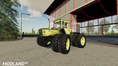 MB Trac 1300 - 1800 UPDATE v 1.4, 10 photo