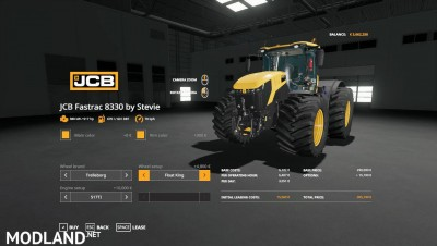 Mod update JCB 8330 by Stevie, 3 photo