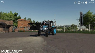 MTZ 82.1 turbo v 1.1, 1 photo