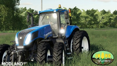 New Holland T.8 Row Crop v 1.0, 6 photo