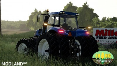 New Holland T.8 Row Crop v 1.0, 7 photo