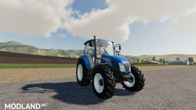 NEW HOLLAND T4 v 1.0, 1 photo