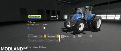 New Holland T5 By Gamling v 1.0, 10 photo