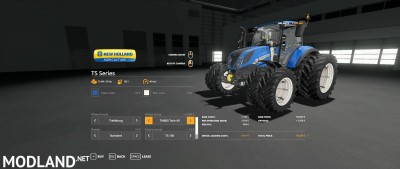 New Holland T5 By Gamling v 1.0, 11 photo