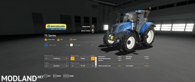 New Holland T5 By Gamling v 1.0, 12 photo