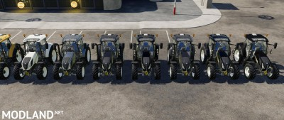 New Holland T5 By Gamling v 1.0, 3 photo