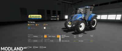 New Holland T5 By Gamling v 1.0, 5 photo