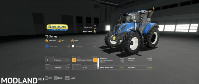 New Holland T5 By Gamling v 1.0, 7 photo