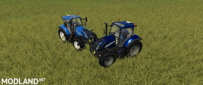 New Holland T5 By Gamling v 1.0, 1 photo
