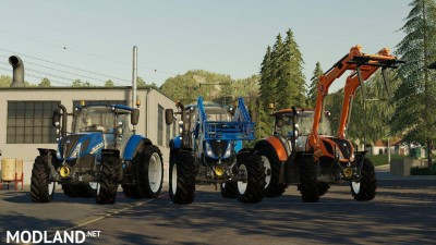 New Holland T5 Serie v 1.0.1, 2 photo
