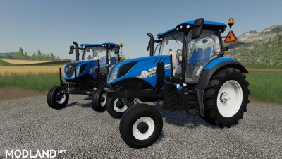New Holland T6 - 2WD v 1.0, 2 photo