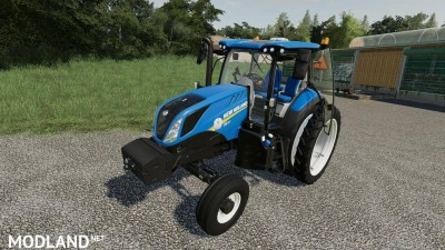 New Holland T6 - 2WD v 1.0, 4 photo