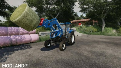 New Holland T6 - 2WD v 1.0, 5 photo