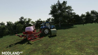 New Holland T6 - 2WD v 1.0, 1 photo