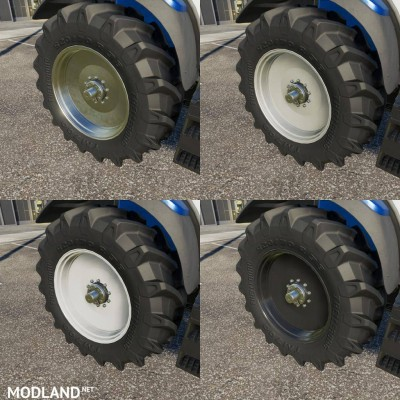New Holland T6 Blue Power v 1.0.1, 2 photo
