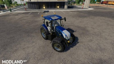 New Holland T6 Blue Power v 1.0.1, 1 photo