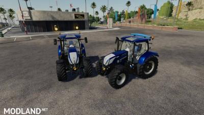 New Holland T6 Blue Power v 1.0.3, 1 photo